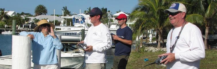 Tour Of Abaco Marsh Harbour Season End Sailing Rc