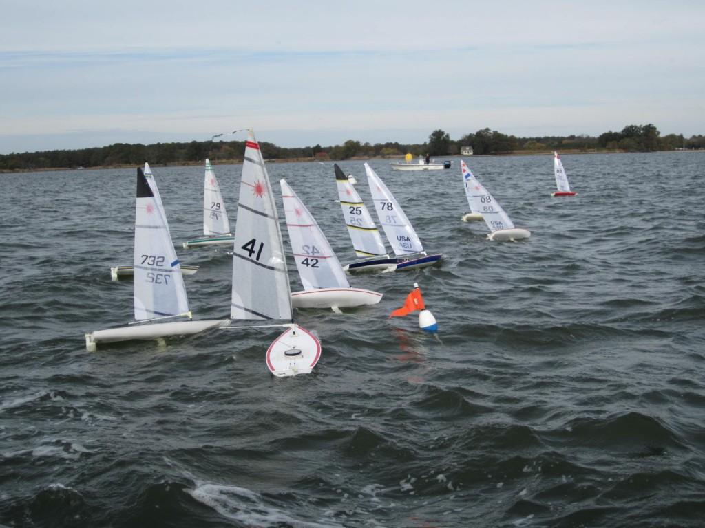 2012 Region II Championship Start